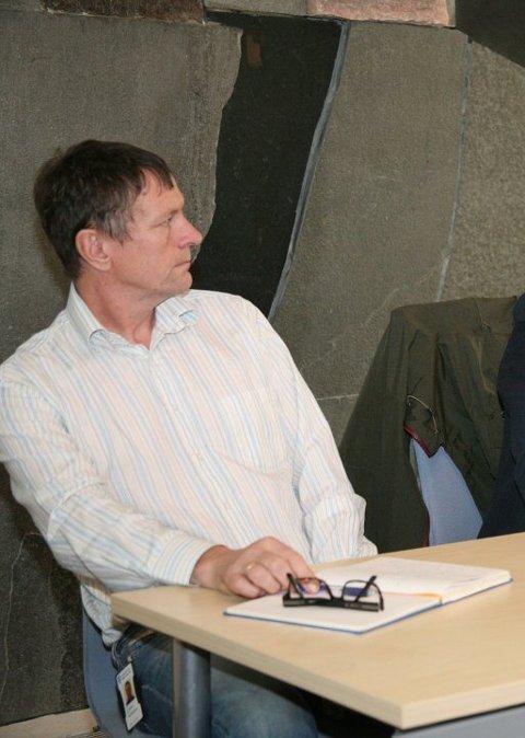 EKSTRAORDINÆRT: Ivar Johansen i Vestvågøy kommune konkluderer med at 2018 ble et ekstraordinært år.