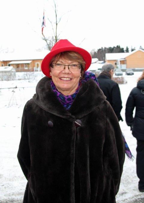 Kommuneoverlege Sidsel Storhaug.