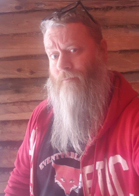 """På Lillehammer: På nyåret vil """"Mye rart"""" også etablere seg på Lillehammer. Bjørn Tore Hindklev søker i disse dager etter en leder til denne butikken."""