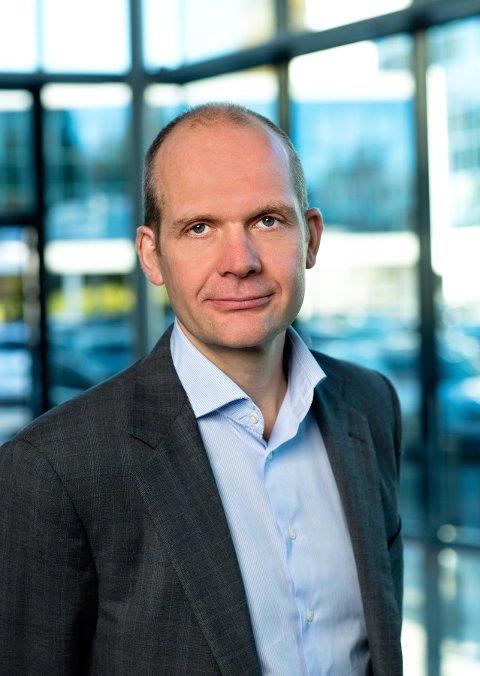 ETTER PLANEN: Ulf Tore Hekneby sier at kundene har reagert på en positiv måte.