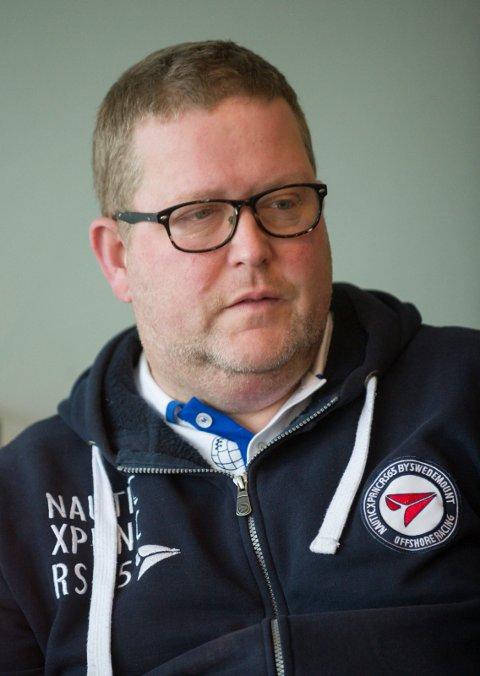 Thorbjørn Danielsen, nestleder og økonomiansvarlig i Comet Halden Elite.