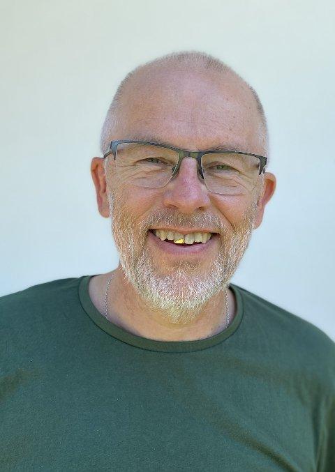 STYRELEDER: Ivar Flaten jobber blant annet i lag med daglig leder Reidun Svabø mot Drammen Sacred Music Festival 2021.