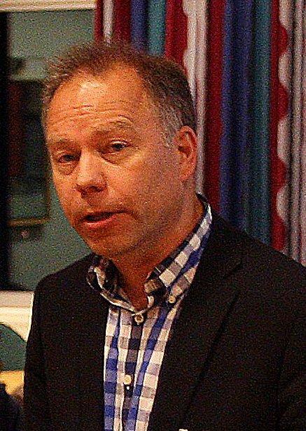 IKKE BEKYMRET: Revisjonssjef Steinar Neby tror det er en fremtid for Follo distriktsrevisjon IKS.