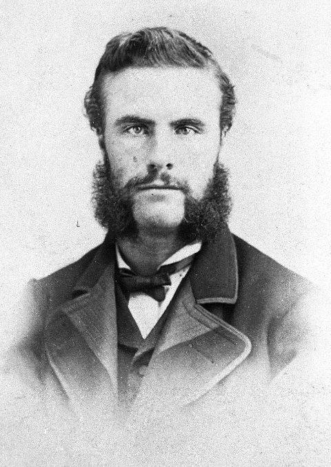 Økonomiske problemer: Einar Ivarsen Flå hadde Einar Ivarsen Flå i deler av livet.