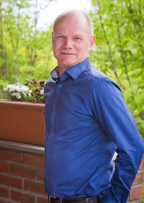 Jan Stefan Holme, listekandidat, Nittedal Høyre.