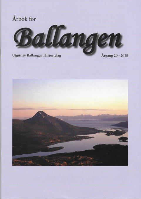 Variert: Den 20. utgaven av årboka for Ballangen, utgitt av det lokale historielaget, presenterer mye interessant lesning.