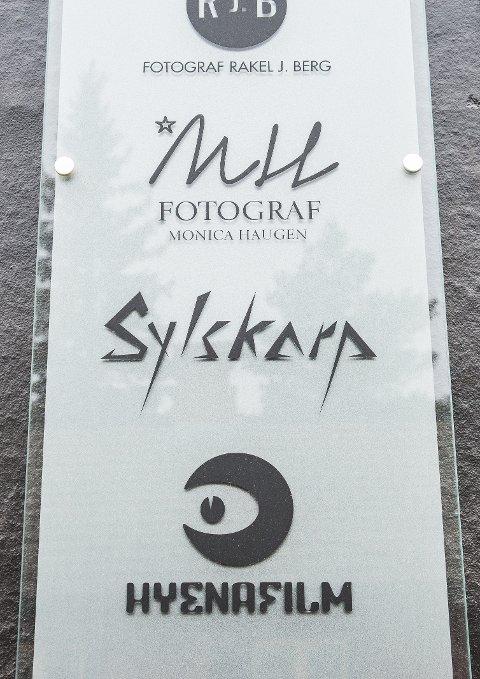 FELLESSKAP: Sylskarp Film har flyttet inn i de kreative fellesskapet i Grønnegata 94.
