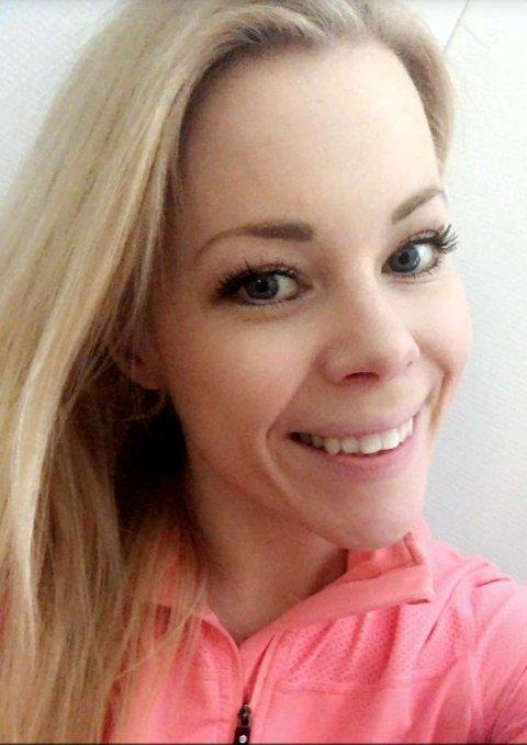 KAPRET JOBBEN: Danselærer Elin Berg-Rolness fikk jobben som event manager på Tromsøbadet.