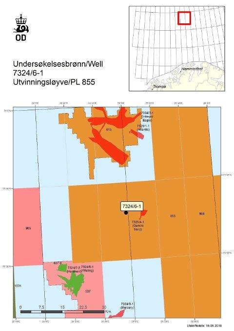 SPUTNIK: Fant olje i Barentshavet - eller rettere sagt Nordishavet.