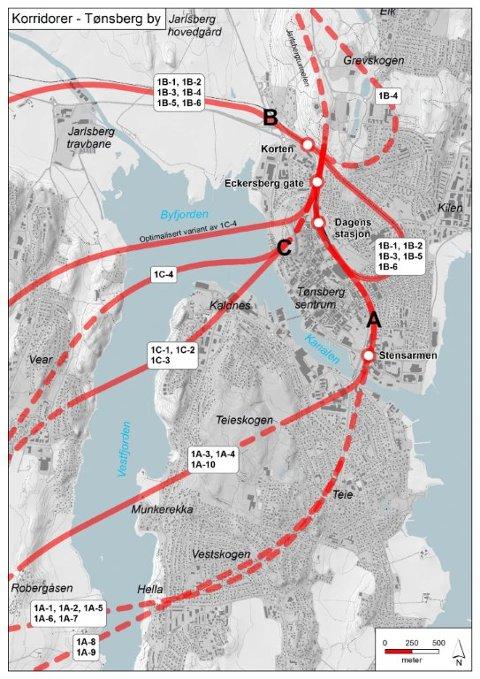 VIL HA TRØKK: Morten Stordalen (Frp) tror 642 millioner vil være nok til å holde fremdriften i planleggingen av Vestfoldbanen, men åpner for å skaffe enda mer penger gjennom revidert budsjett neste år hvis det blir nødvendig.
