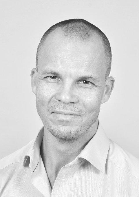 Terje Aass fra Kristiansund forsker på en ny meode som bedrer beskyttelsen av hjertet under en åpen hjerteoperasjon.