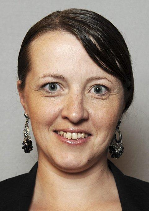 Jill Eirin Undem (Senterpartiet).