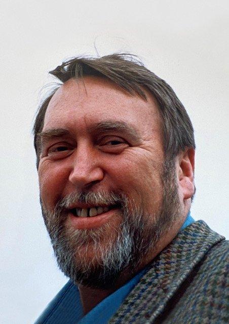 Vidar Johansen ble 77 år.