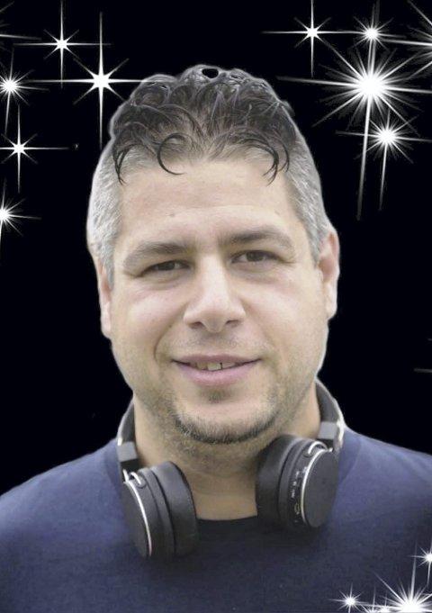 40-årsjubilant Trond Zaartreh er ikke slått ut. selv om det er blitt langt færre oppdrag som DJ og underholdningsmann. FOTO: PRIVAT