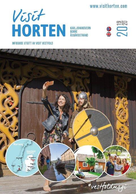 Den gjeldene infoguiden for Horten