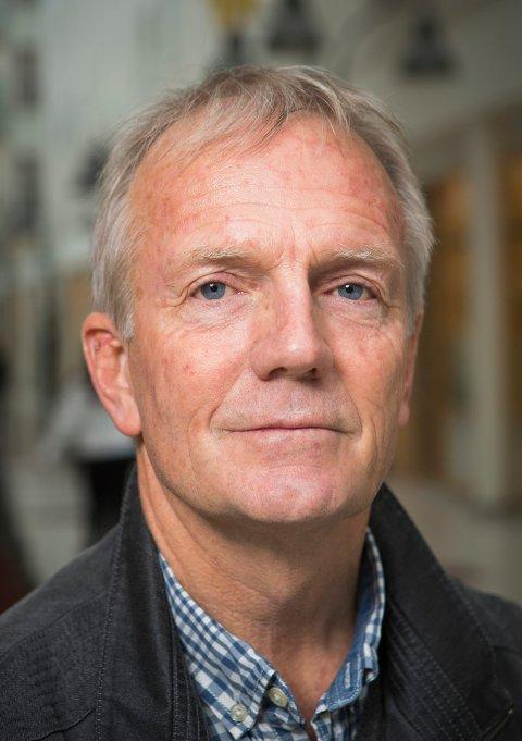 ADVARER: Helserådgiver Tarald Rohde advarer sterkt mot å bygge et hovedsjukehus for Innlandet.