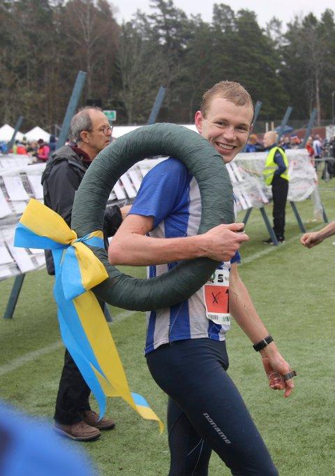 KANDIDAT 10: Orienteringsløper Eskil Kinneberg fra Gjerdrum. FOTO: ERIK BORG