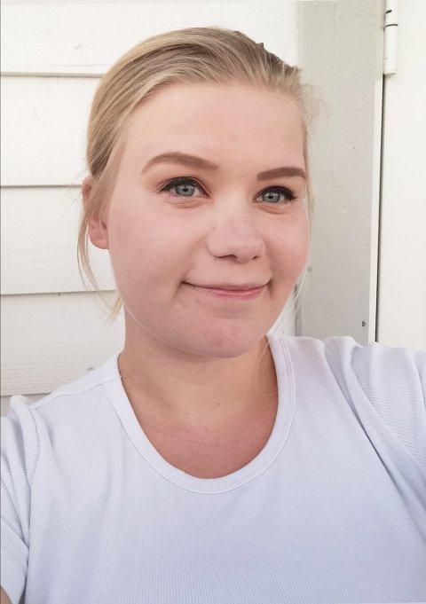 ETTERLYSER TANNLEGEVAKT: Therese Lunde tykkjer det burde vore lettare å få akutt tannlegehjelp lokalt også i høgtidene.