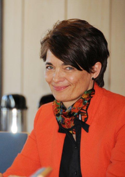 Rigmor Brøste er i statsråd konstituert som fylkesmann i Møre og Romsdal.