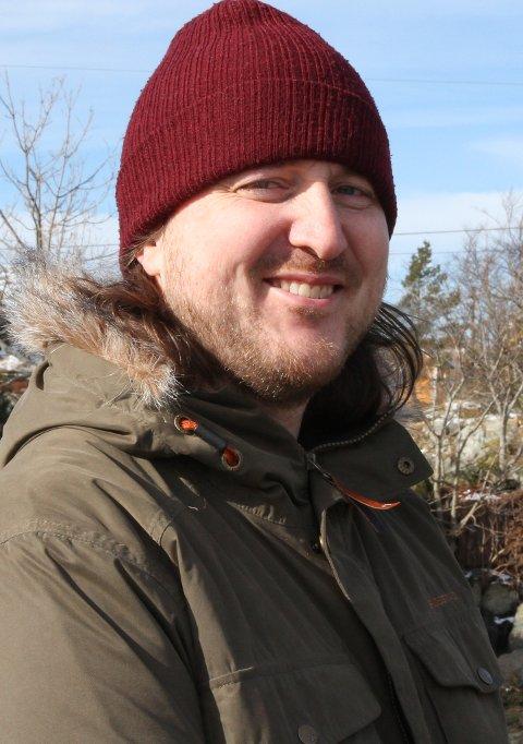 Lars Ulriksen, nestleiar i grendelaget på Fanøya.