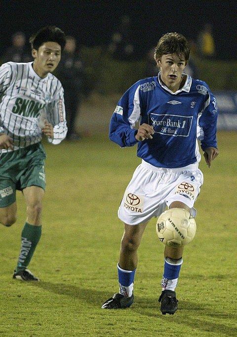 Fkh-tida: Furdal for FKH i ein treningskamp mot Västra Frölunda. Foto: Alfred Aase
