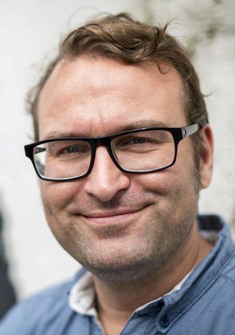 MOT: Mikkel Grüner, gruppeleder for SV.