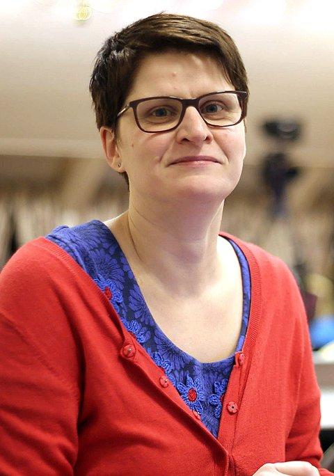 Enhetsleder Marianne Dobak Kvensjø i Areal og samfunnsutvikling i Narvik kommune