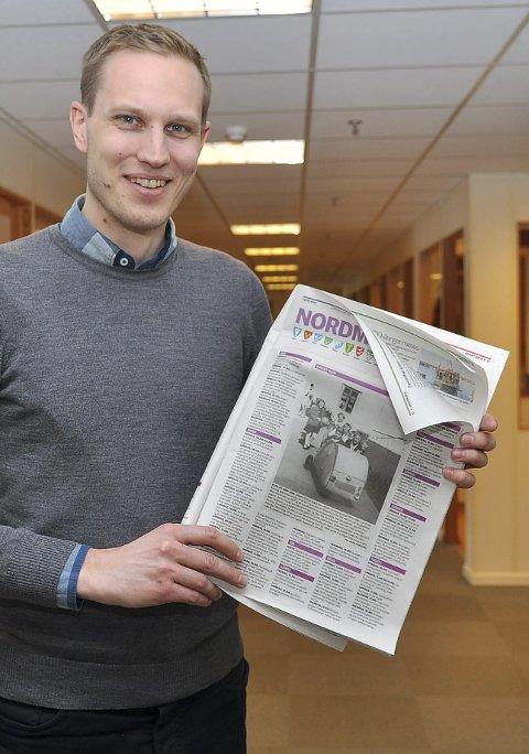 Nytt: Nyhetsredaktør Henning Betten vil at du skal legge inn arrangementer selv.
