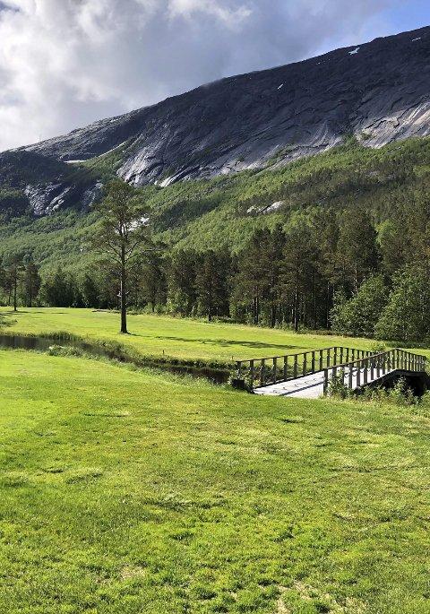 NNM: Golf-NNM for de over 50 spilles i Skjomen i helgen.