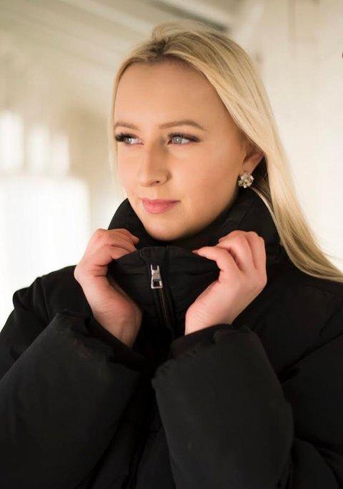 Seg sjøl: Ina Kollset vil framstå som seg sjøl og satser på indre skjønnhet og hardt arbeid fram mot Miss Norway-konkurransen i august.