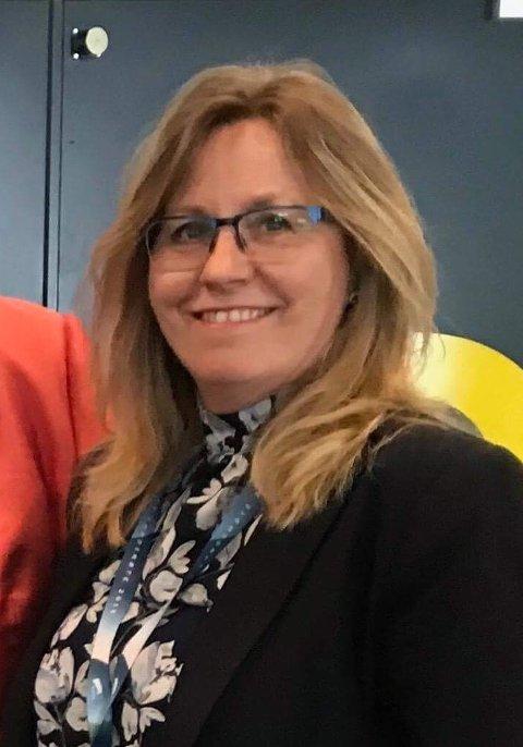 VARAORDFØRER: Anne Kristine Linnestad foreslås som varaordførerkandidaten til Nordre Follo Høyre.
