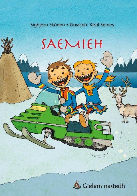 Bok: Boken «Saemieh» av Sigbjørn Skåden har nylig har blitt oversatt og skal lanseres på sørsamisk lørdag 6. februar.
