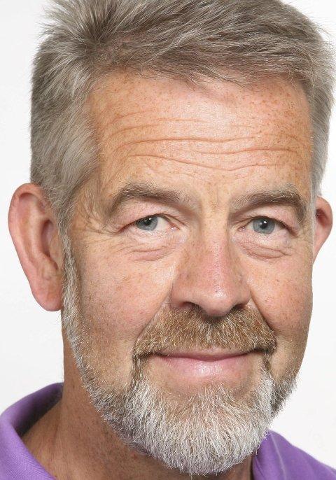 ARKIVAR OG SLEKTSGRANSKER: Statsarkivar Nils Johan Stoas slektstre har grener helt tilbake på 1600-tallet.