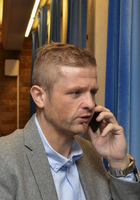 Morten Vevatne er kommunalsjef for oppvekst og utdanning i Ullensvang kommune. Arkivfoto: Ernst Olsen