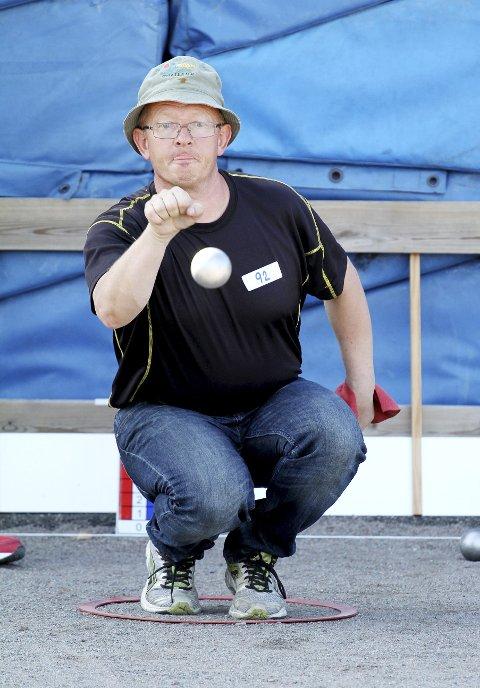 Tok seieren: Bjørn Arne Nordhagen vant den første kvelden etter koronapausen. Arkivfoto: Pål Nordby