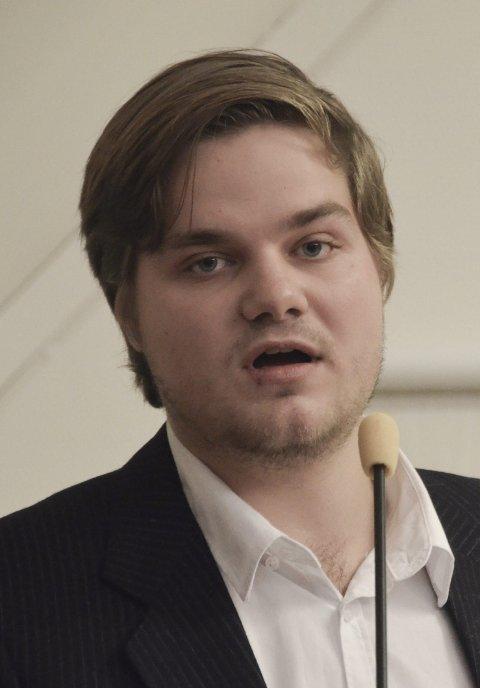 Positiv: Tobias Drevland Lund (Rødt).