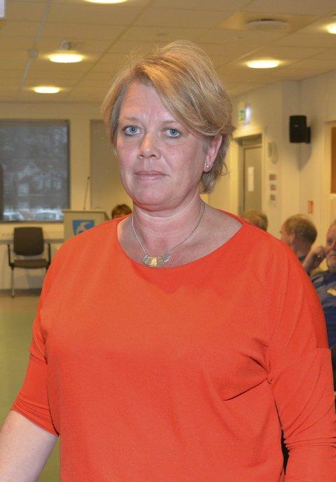 Personal- og organisasjonsleder Tone Vestøl Bråten er i sommer blant dem som jobber med smittesporing dersom noen får påvist koronasmitte i Tvedestrand. Foto: Arkiv