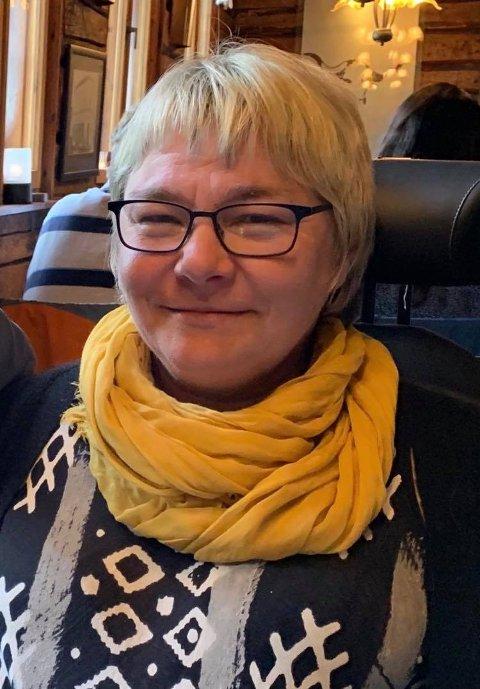INTERJUVET: Inger Lise Stubsjøen Martinsen ble intervjuet av NTNU-studentene.