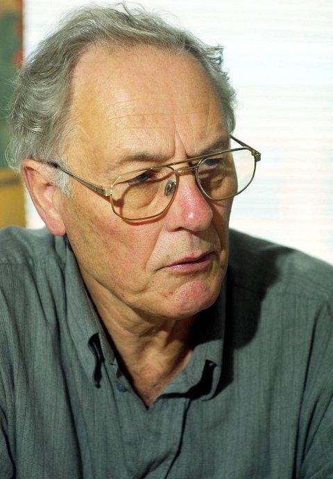 ELDREPOLITIKK: Bjørnar Østgård var leder av Eldrerådet i Tromsø i mange år, et verv han viste stort engasjement i.