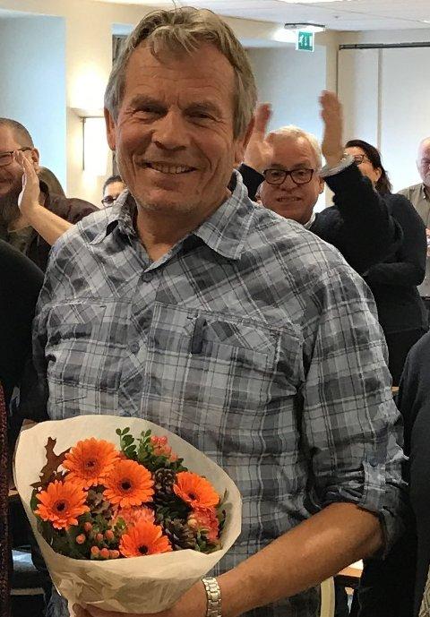 Arne Nævra, SV - en annerledes politiker