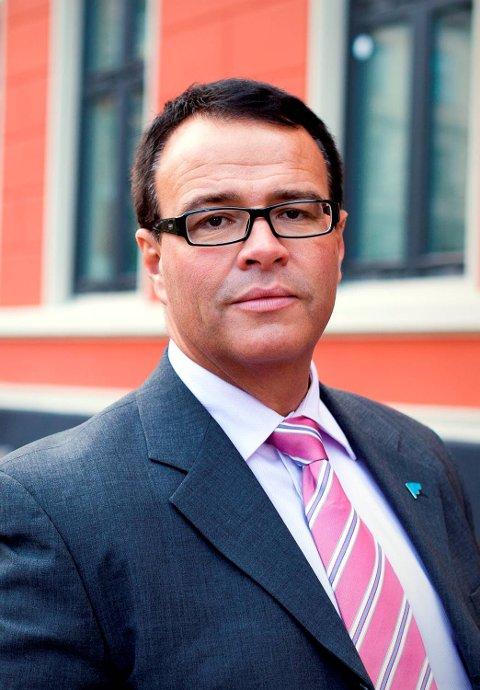 Thomas Bartholdsen, fagdirektør bolig i Forbrukerrådet.
