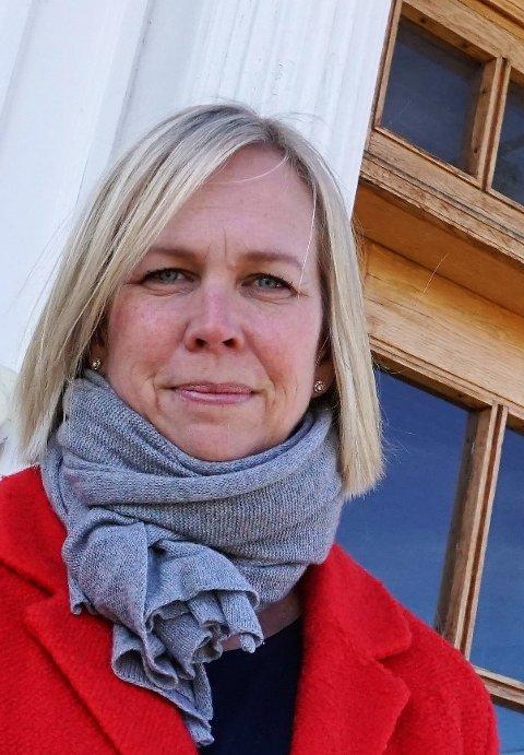 FORTSATT MANGE REGLER: – Vi er avhengig av at vi alle i fellesskap fortsetter å være like gode på smittevern framover, soer ordfører Elin Gran Weggesrud.
