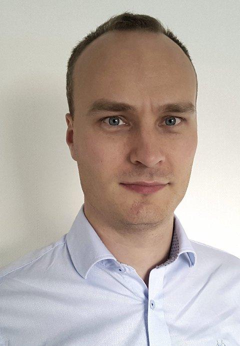 Midlertidig nestleder i klagenemndssekretariatet, Jonn Sannes Ramsvik. Foto: Privat