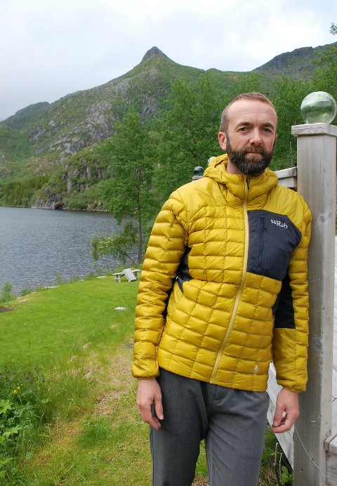 Kommuneoverlege i Vågan, Jan Håkon Juul.