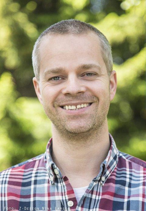 USA-KJENNER: Steinar Ottesen (33).