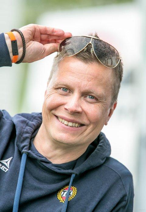 Tidligere proffspiller Morten Pedersen skal ha ansvaret for å utvikle talentene på SNN-akademiet i Svolvær.