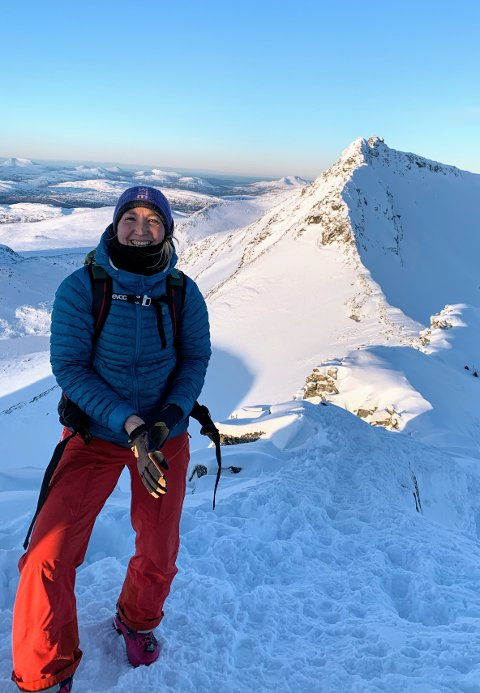 ENDELIG: Mari Kvarberg Erdal ved Nasjonalparken Næringshage på Oppdal er svært glad for at man endelig har fått på plass dette tilbudet, etter at jobben startet i 2012.