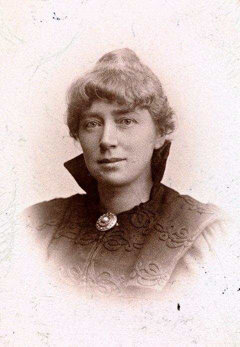 BANEBRYTENDE:  Ida Cecilie Thoresen Krog.