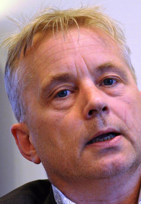 LEDER: Knut Storberget, Hedmark Ap.