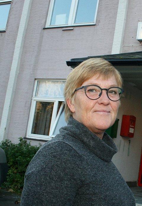 NY SKOLE: - Vi må være sikker på at ting framstår korrekt, sier Flakstad-rådmann Lena Hansson i forbindelse med prosessen for ny Ramberg skole.